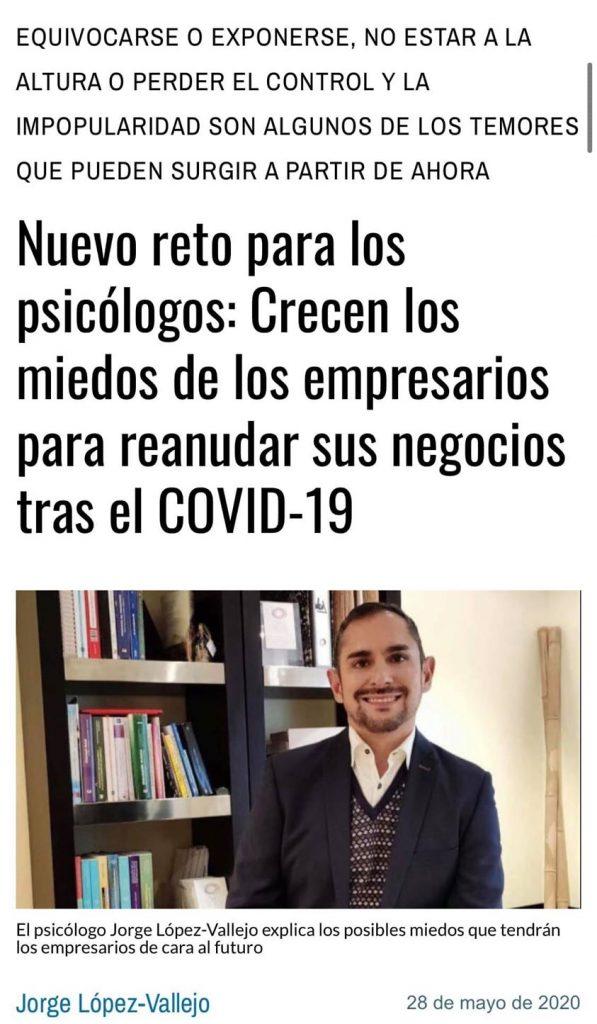 El cierre digital Jorge López Vallejo