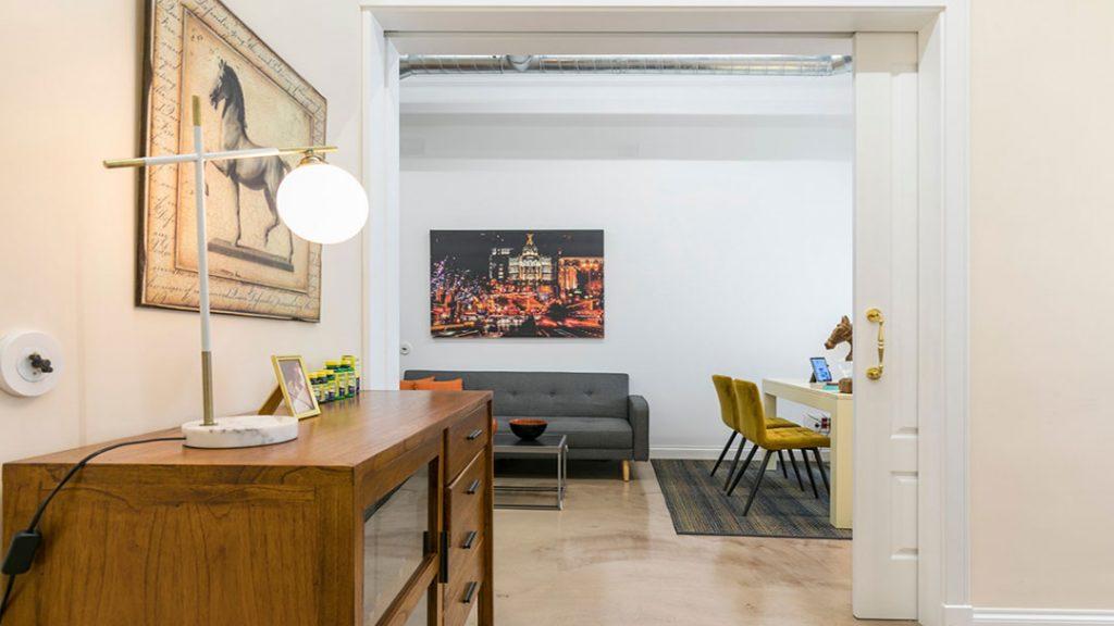 alquiler despachos en Madrid_Lopez Vallejo_ entrada
